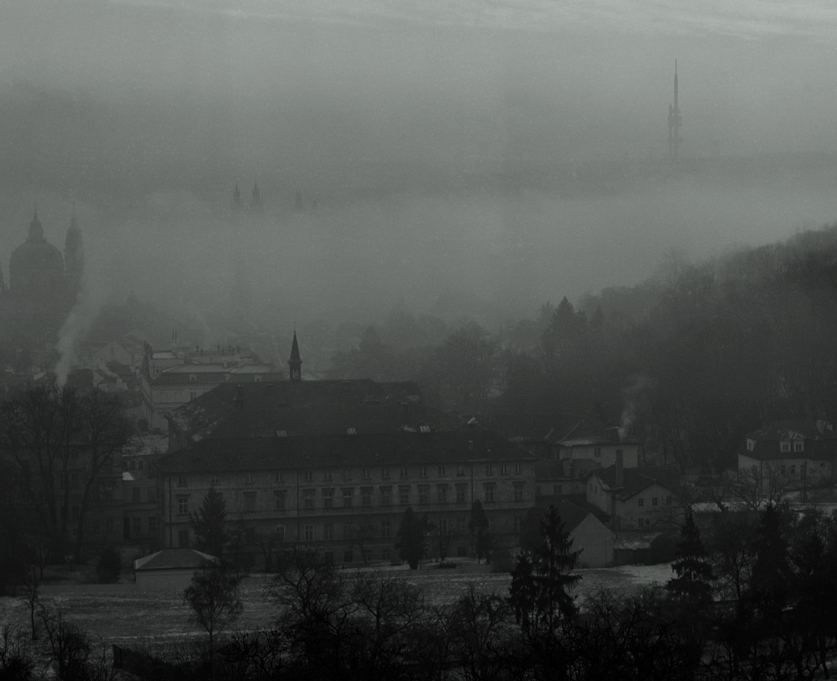 Foggy Prague